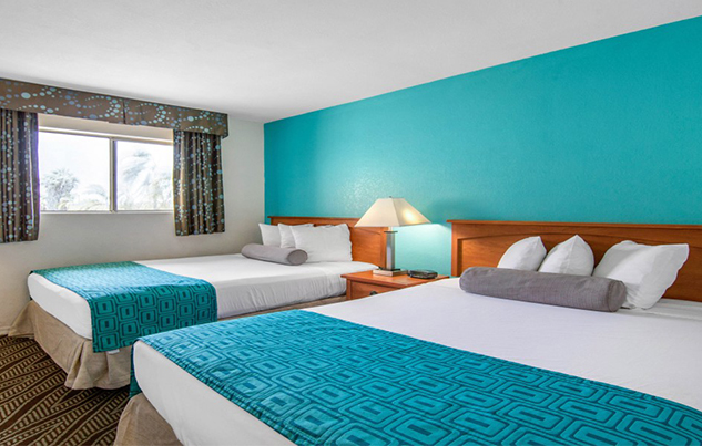 Chula Vista Resort Review Updated Rates Sep 2019: Howard Johnson Inn And Suites San Diego Area/Chula Vista