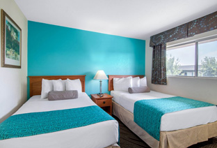 Howard Johnson Inn and Suites - 2 Double Beds
