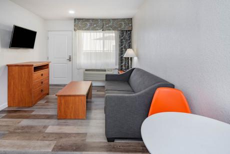 Hotel Album - Living Room